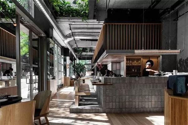 杭州餐饮店装修公司