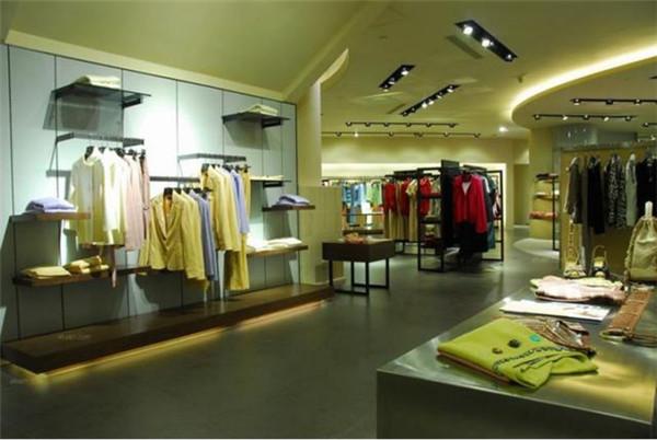北京服装店装修风格