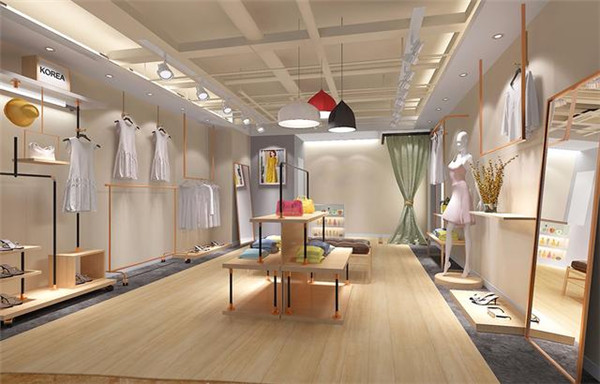 北京服装店装修公司