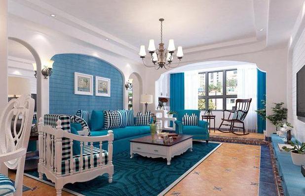 室內裝修地中海風格