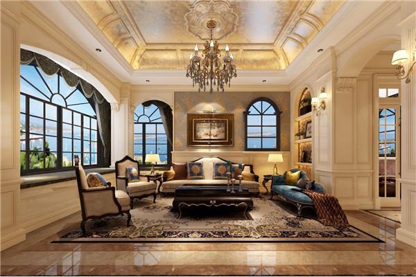 室內裝修歐式風格