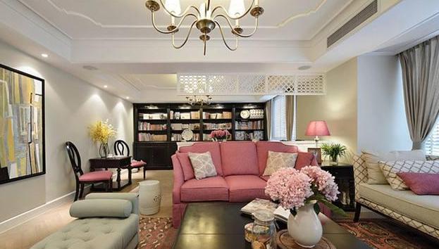 室內裝修美式風格