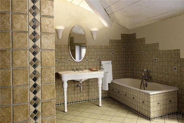 家装贴地砖多少钱一平米