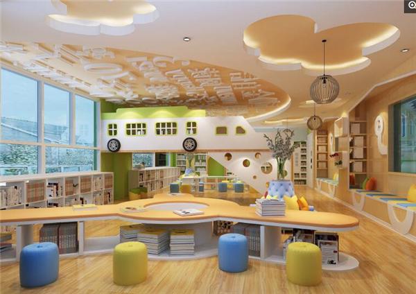西安幼儿园装修设计多少钱