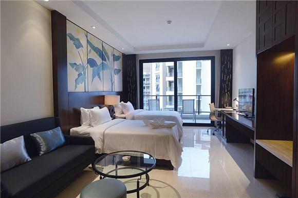 重庆商务宾馆装修设计