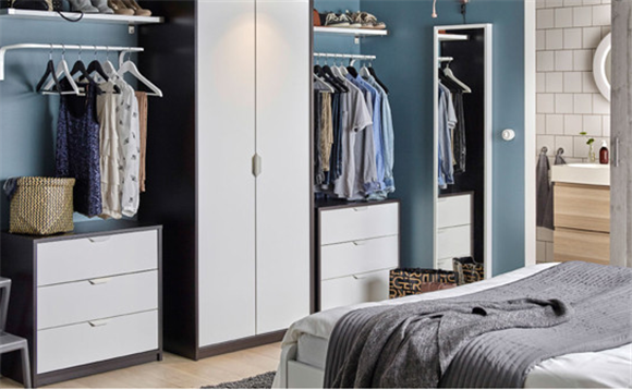 小面积卧室装修省钱