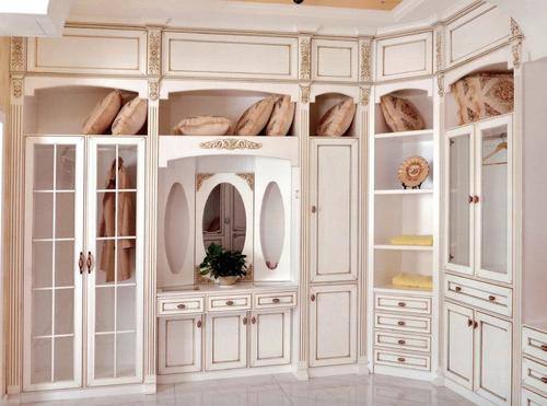 中国衣柜10大品牌之诗尼曼