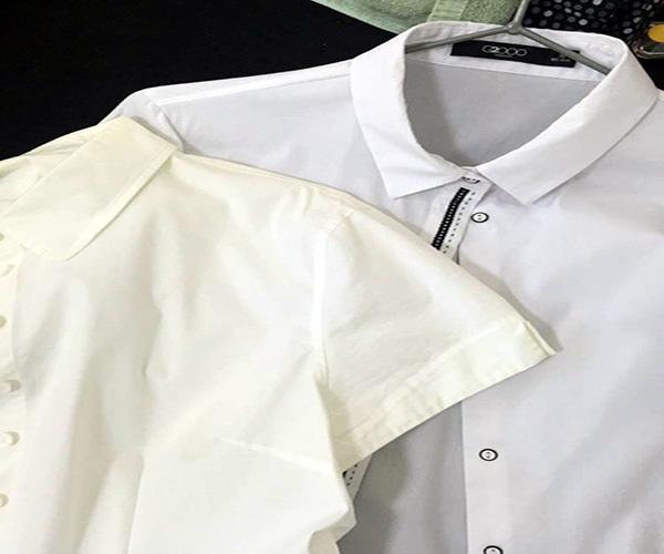 白衬衫发黄洗白小窍门