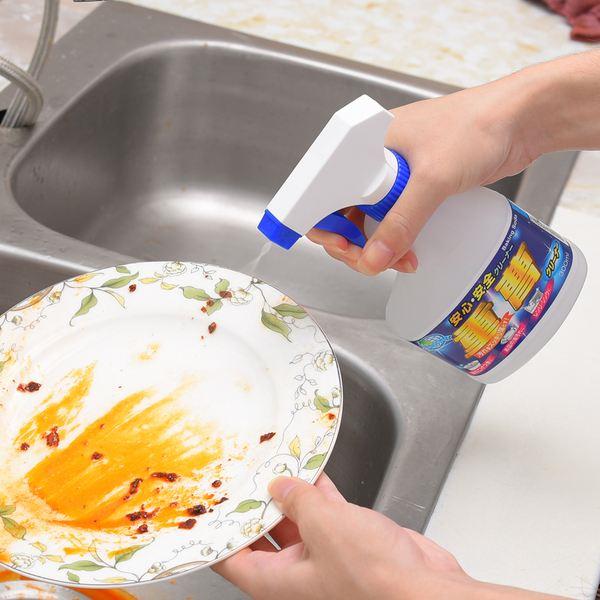 自制厨房油污清洗剂