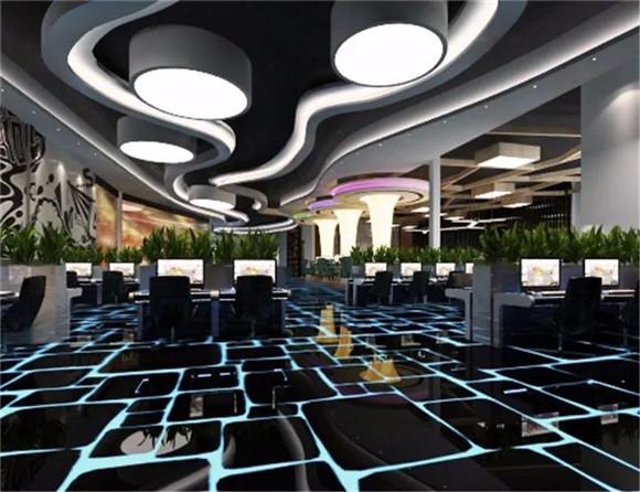重庆网吧装修设计方案
