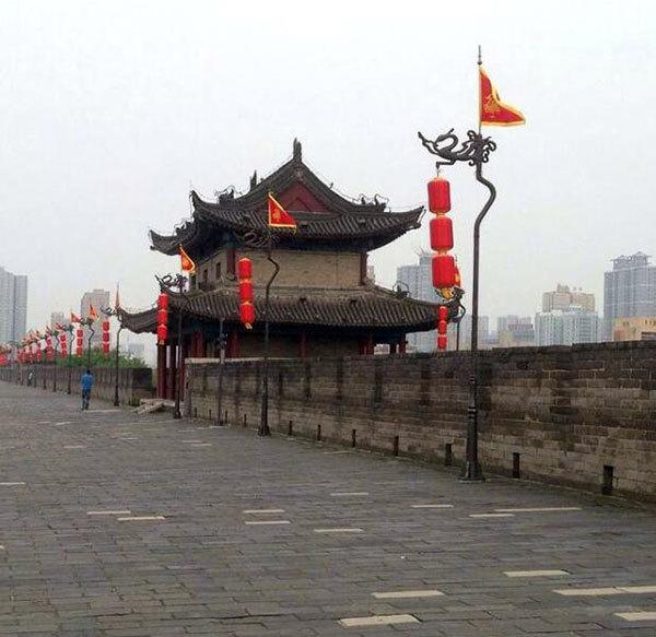 西安城墙门票多少钱