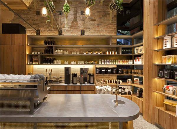 上海奶茶店装修公司