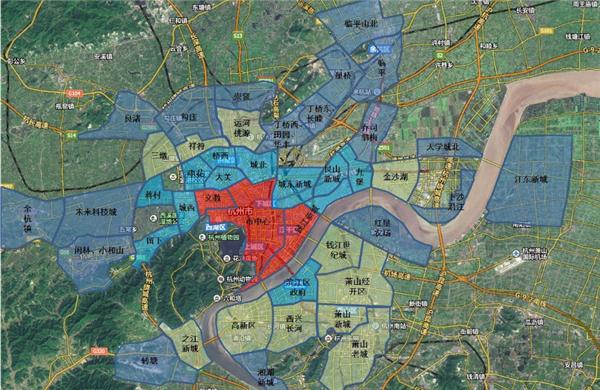 杭州哪个区买房升值大