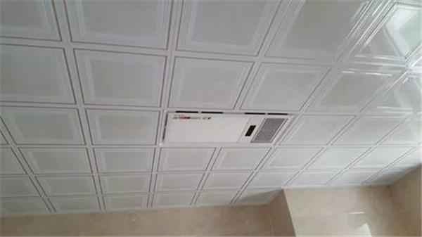 防水石膏板吊顶和集成吊顶