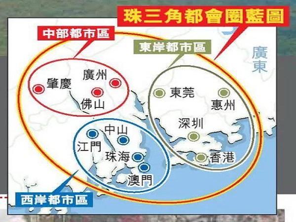 东莞属于深圳还是广州