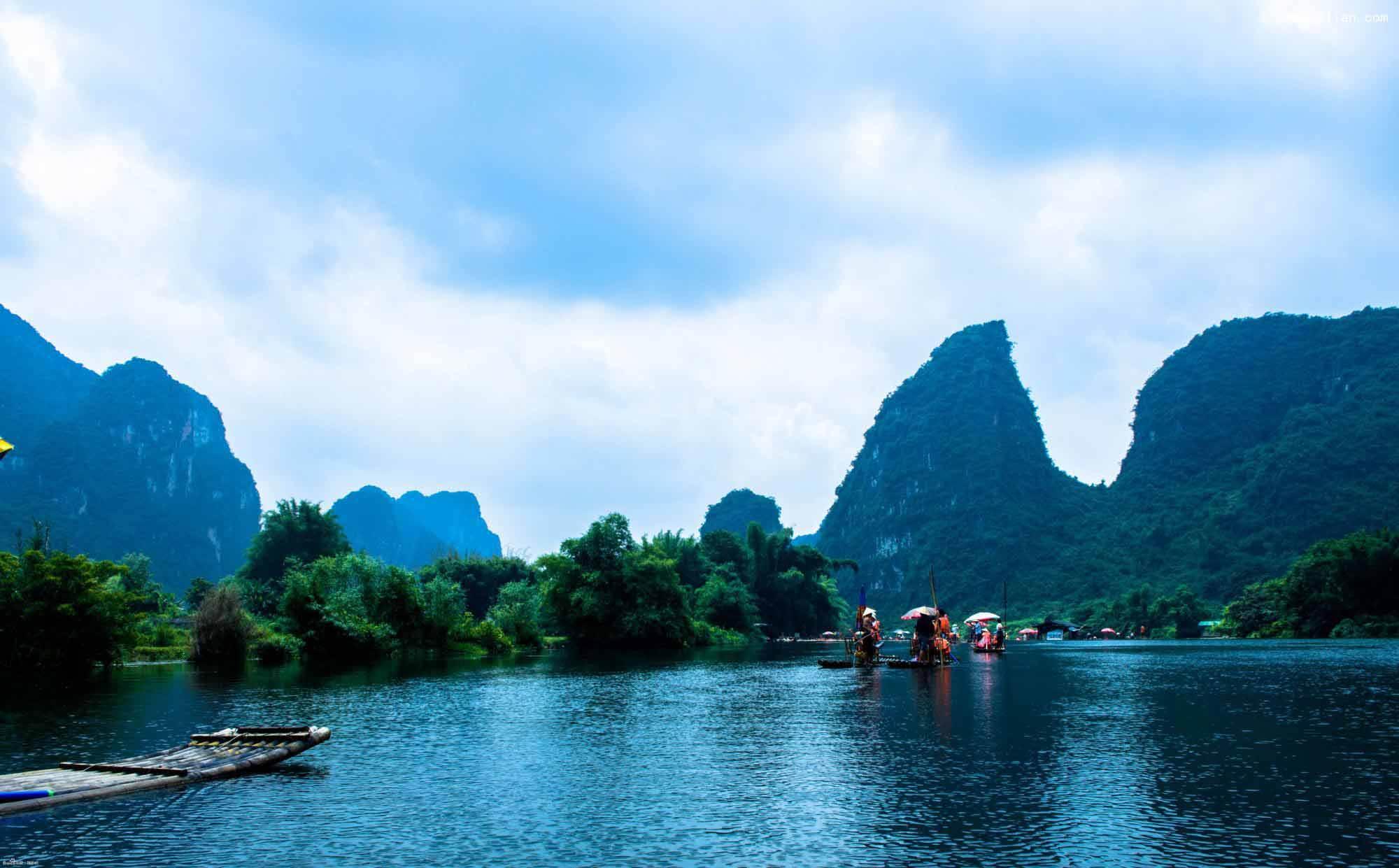 桂林旅游几月份去最好