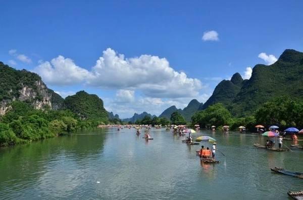 桂林旅游穿搭以及注意事项