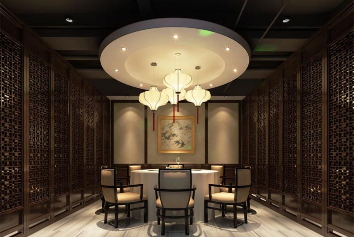 上海饭店装修