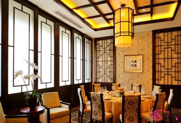 上海饭店装修风格