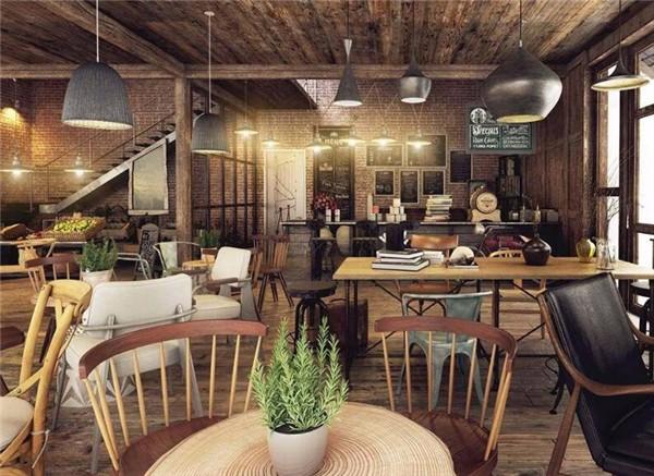 西安咖啡店装修设计公司
