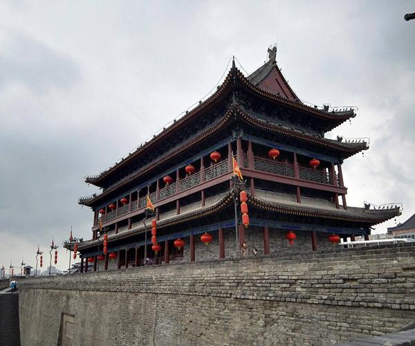 西安城墙旅游攻略