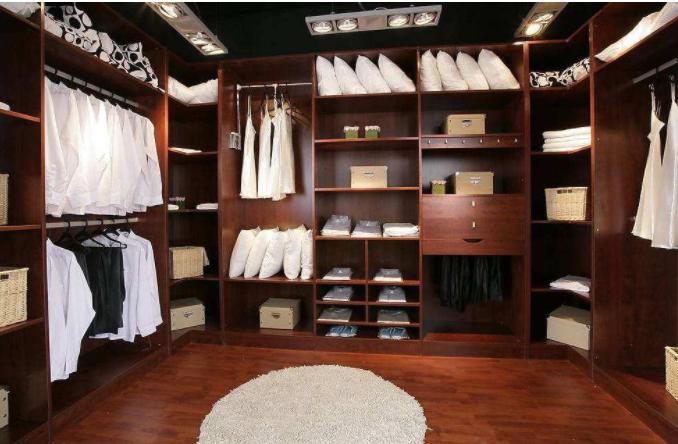 衣柜内部怎么设计最合适?