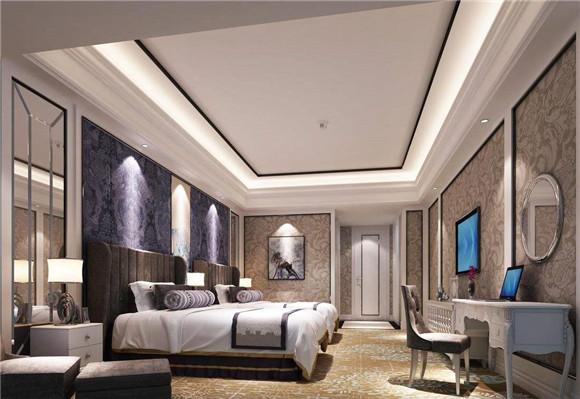 重庆大型酒店装饰公司