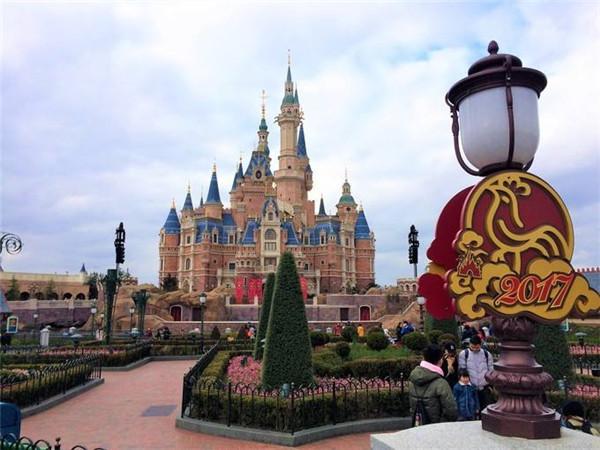 上海迪士尼食品携带新规