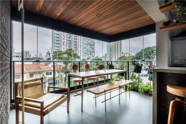 小户型公寓餐厅装修设计