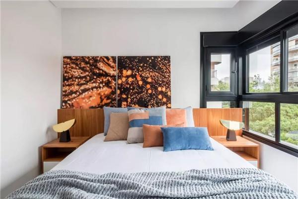 小户型公寓卧室装修设计