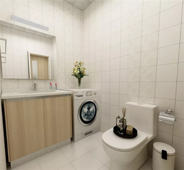 卫生间家装效果图