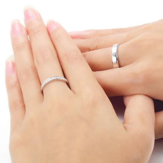 戴戒指五个手指风水