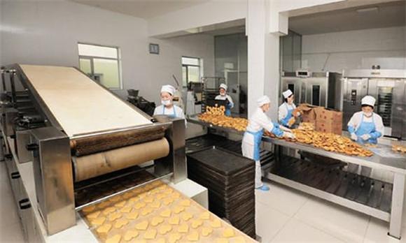 上海食品厂房装修攻略