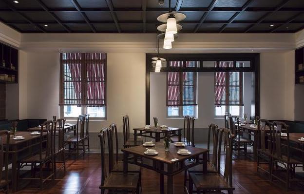 餐饮店中式装修风格