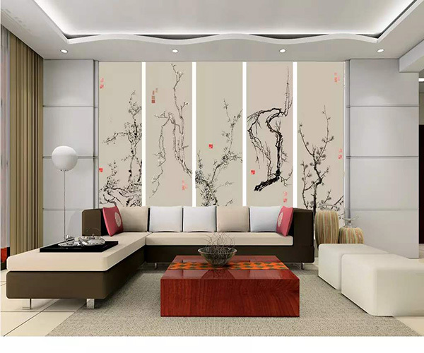 客厅墙画挂哪个位置好