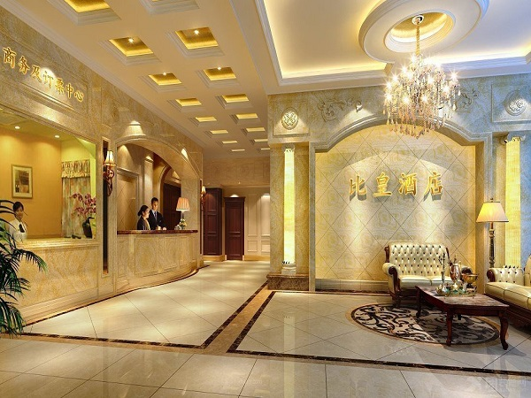 吉林酒店装修