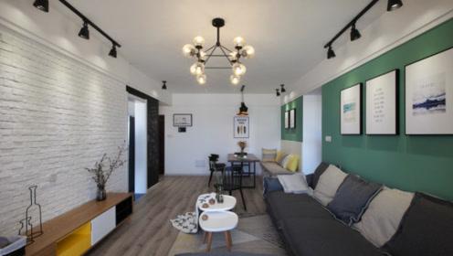 毛坯房装修中式风格设计效果图