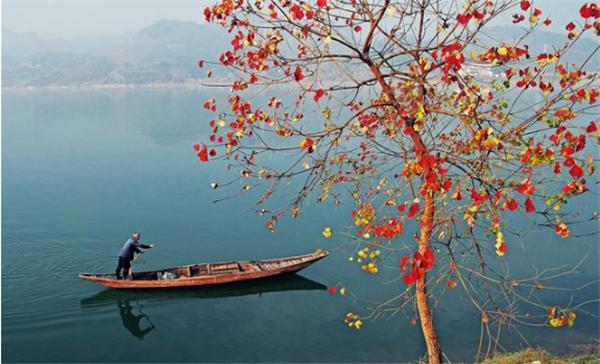 杭州千岛湖美景