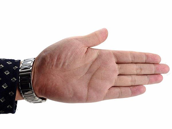 人的手掌纹会变化吗