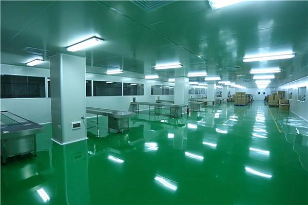 福州化妆品厂房装修注意事项