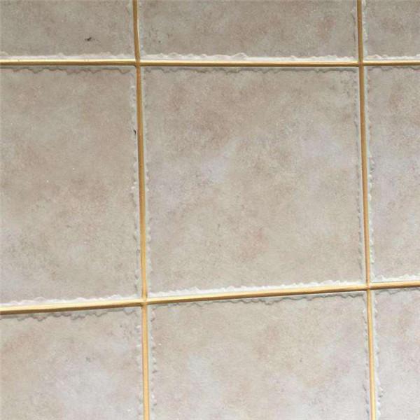 瓷砖在切割时边缘绷瓷正常吗
