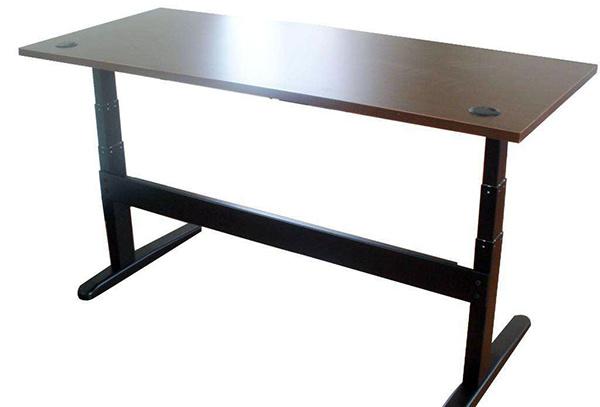 升降桌怎么降下来