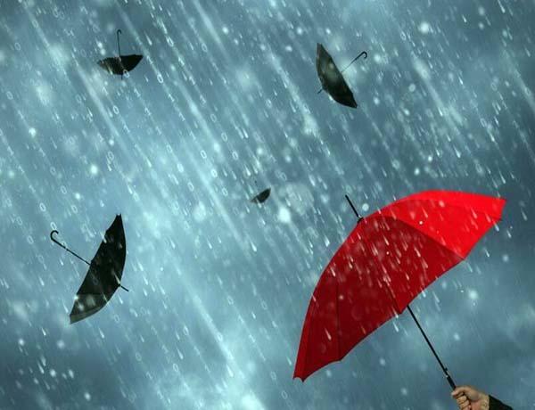已婚女人夢見下雨了
