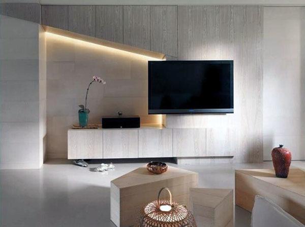 电视背景墙怎么做才最好看