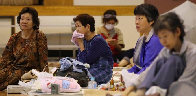 日本台风成田机场瘫痪
