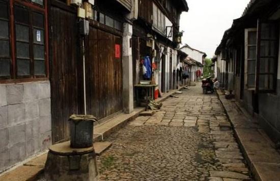 中国台湾老街