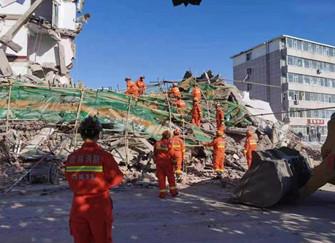 大楼突然倒塌3大原因