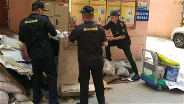 北京裝修垃圾清運公司