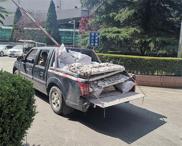 北京裝修垃圾清運