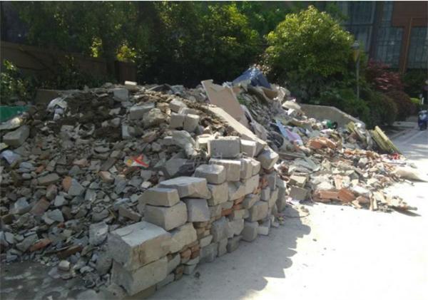 北京裝修垃圾清運價格